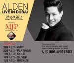 Alden Richards Live in Dubai