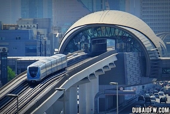 dubai metro growth
