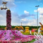 Cheapest Way to Dubai Miracle Garden