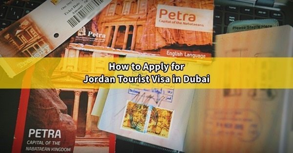 jordan tourist visa application dubai