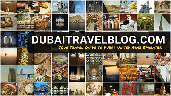 dubai travel blogger