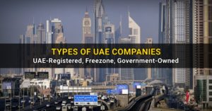 types of uae companies