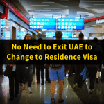 No Need to Exit UAE to Change Visa Status
