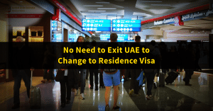 uae exit change visa