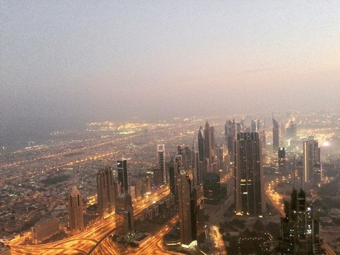 buildings sheikh zayed At The Top
