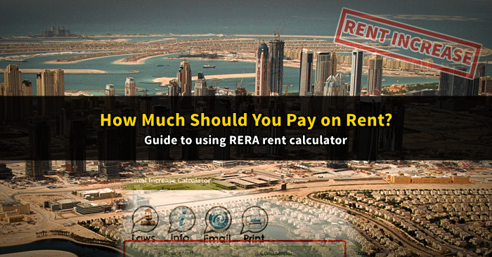 RERA Calculator: How Much Should You Pay on Rent? | Dubai OFW