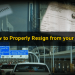 How to Resign from a Freezone Company