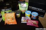 Healthy Snacks from Sporter UAE