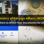 Where to Attest Documents: UAE Ministry of Foreign Affairs