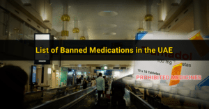 banned medicines in uae