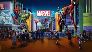 marvel img worlds of adventure dubai