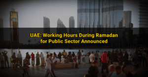 ramadan working hours uae