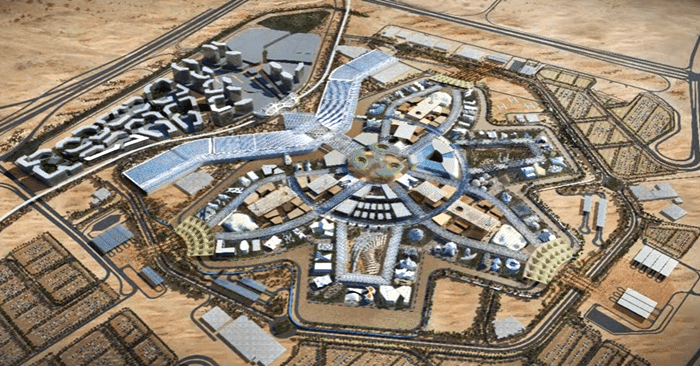 dubai expo site masterplan