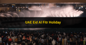 eid al fitr holiday uae