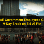 9-Day Break for UAE Government Employees on Eid Al Fitr