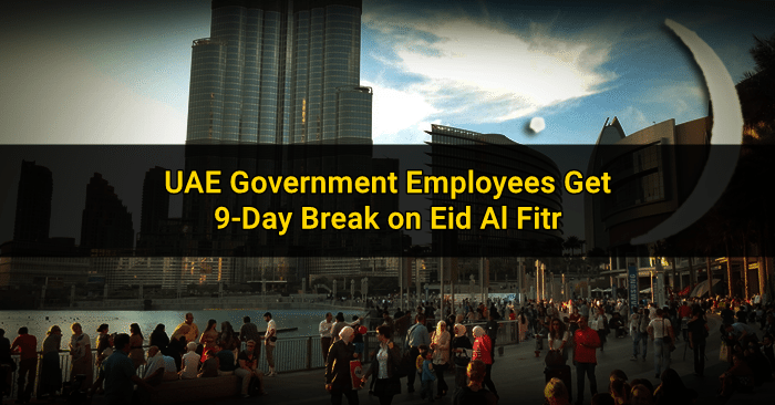 public sector eid al fitr holiday