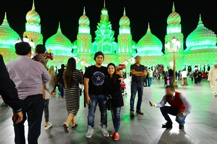 Joanna and Jeremiah Villanueva - Pinoy Couple - Dubai OFW