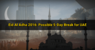 Eid Al Adha: Possible 5-Day Holiday on September 2016