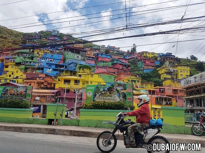 valley of colors benguet
