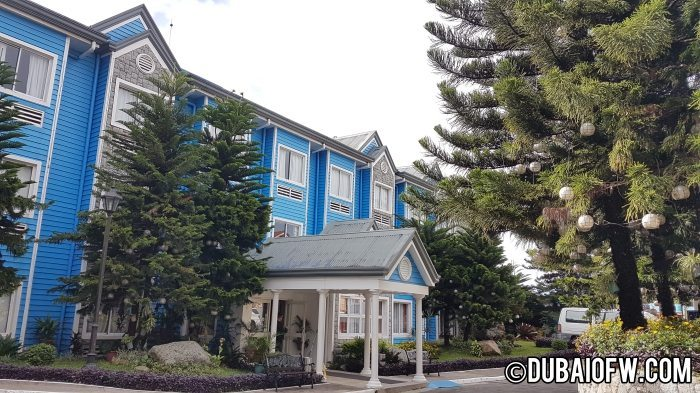 where to stay in baguio - microtel by wyndham
