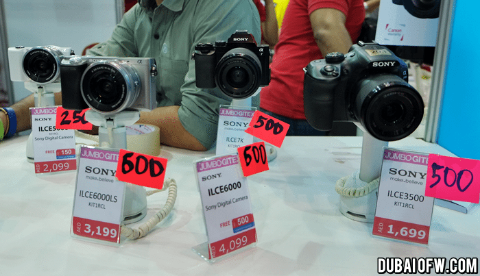 sony-gadgets-sale-gitex-camera