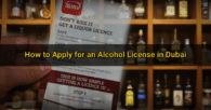 How to Apply for an Alcohol License in Dubai