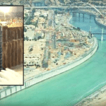 Dubai Water Canal: Water Now Flows Through It