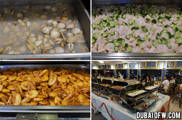 seafoods unlimited dubai