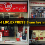 LBC Express Branches in UAE
