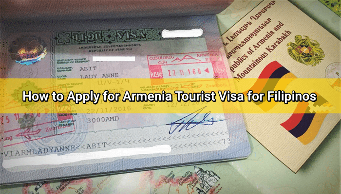 armenia-tourist-visa-application-for-filipinos