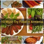 armenia traditional food