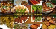 10 Dishes You Should Try in Armenia