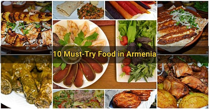 10 Dishes You Should Try In Armenia Dubai Ofw