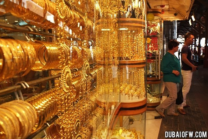 tendency of dubai sales of gold Are non-white tourists treated differently in dubai most of the people in gold souk and perfume souk are but it will always have a tendency to favor.