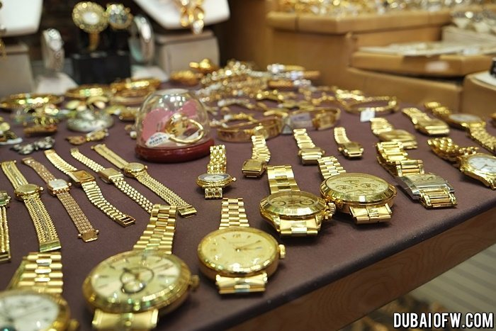 5 Tips When Visiting the Dubai Gold Souk in Deira | Dubai OFW