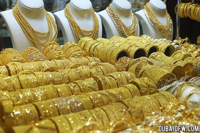 5 Tips When Visiting The Dubai Gold Souk In Deira Dubai Ofw