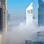 Amazing Photos of Dubai Covered in Fog