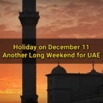 Holiday on December 11 for Both Public and Private Sector -Prophet Mohammad's Birthday