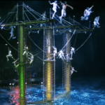 La Perle by Dragone Aqua Theatre Show Coming to Dubai