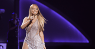 Mariah Carey Live in Dubai on 23 Feb. 2017 for Dubai Jazz Festival