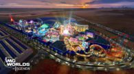IMG Worlds of Legends – A New Theme Park in Dubai by IMG Worlds