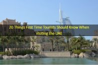 20 Things First-Time Tourists Should Know When Visiting the UAE