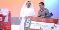 After Losing Job, Filipino Salesman Wins 150K AED and Infiniti Car at DSF2017