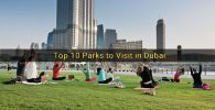 10 Parks to Visit in Dubai