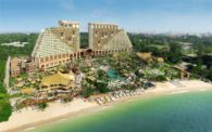 Soon to Rise: A 500 Million AED Luxury Beachfront Resort in Deira Island