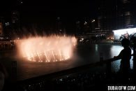 Dubai Dancing Water Fountain – Biggest Choreographed Fountain in the World
