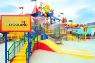 The Water Park in Legoland Dubai is Now Open!