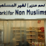 where to buy pork dubai