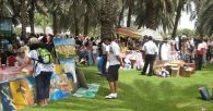 There's a Flea Market Happening in Public Parks in Dubai