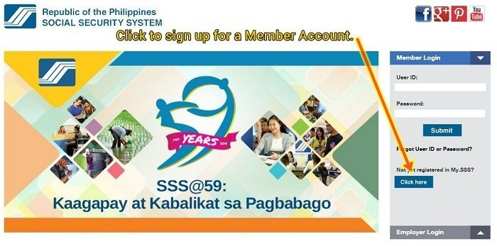 How to View Your SSS Contributions Online | Hong Kong OFW